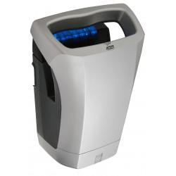 Sèche mains automatique GRIS METALLISE surpuissant