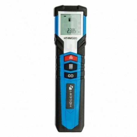 Télémètre laser avec une Plage de mesure zasi?g 0,05 – 30 M m et une Précision de mesure, type +- 2 mm