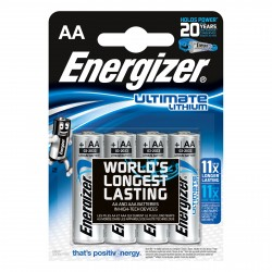 Ultimate lithium Energizer AA (L91)