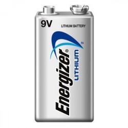 Ultimate lithium 9V Energizer
