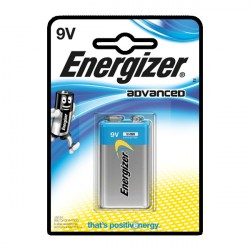 Pile 9V FSB1 ENERGIZER Advanced