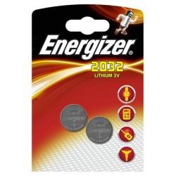 Pile Lithium Energizer CR2032 (lot de 2 piles)