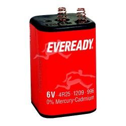 Pile cpéciale PJ996/4R25 VP ENERGIZER Eveready