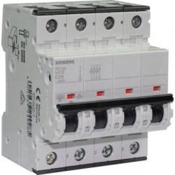 Disjoncteur tétrapolaire 20A Siemens