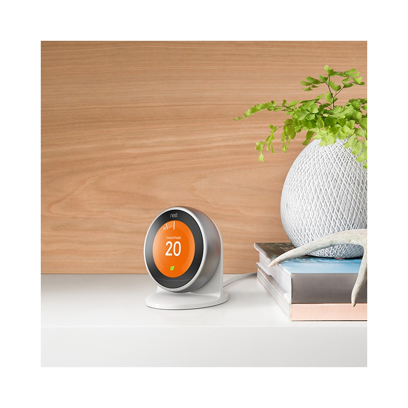 Thermostat connect nest learning 3eme generation t3010fd - Thermostat connecte nest ...