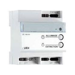 Télécommande BTM URA pour blocs contrôle manuel