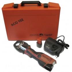 Kit Novopress ACO 102 (machine + machoire mère + batterie + chargeur + boîte) Comap