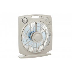 VENTILATEUR METEOR BOX FAN Unelvent 3 vitesses