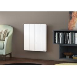 Radiateur KENYA 3 H 1250W connecté blanc blanc