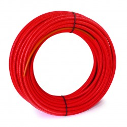 TUBE PER GAINE ROUGE 20X1,9