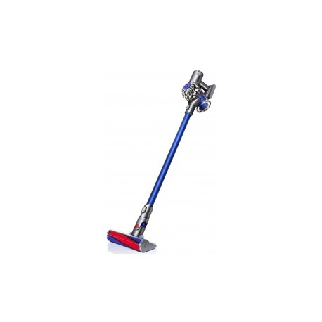 l aspirateur dyson v6 fluffy dispose d 39 une autonomie optimis e. Black Bedroom Furniture Sets. Home Design Ideas