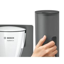 CAFETIERE 1200W BLANC Bosch réservoir 1,25 L