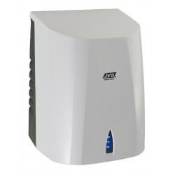 Sèche-Mains JVD métal blanc 1200W