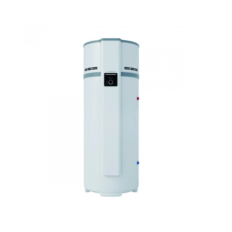chauffe eau thermodynamique 200 litres thermor quip pompe chaleur. Black Bedroom Furniture Sets. Home Design Ideas