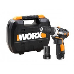 Perceuse visseuse 12 V Li-on Worx