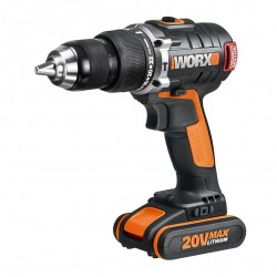 Perceuse visseuse à percussion brushless Worx