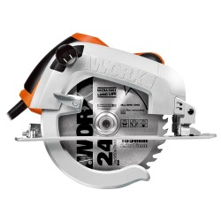 Scie circulaire 1600 W Worx 66mm