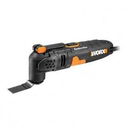 Outil multifonctions soncirafter Hyperlock 250W Worx