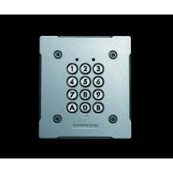 Clavier saillie rétro éclairé 100 codes 2 relais 12/24 VCA-CC