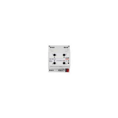 Actionneur 4 canaux 16a Gewiss master system knx domotique