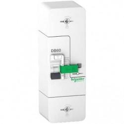 Disjoncteur DB60 différenciel instantané 30/45/60A