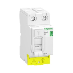 Interrupteur Différentiel 40A 30mA Type Asi Technologie peignable