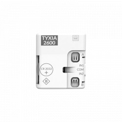 TYXIA 2600 émetteur pile x3D multifonctions 2 voies (nano)