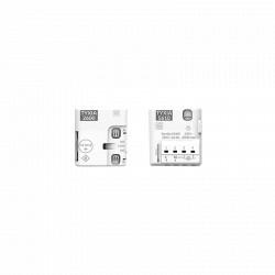 Pack TYXIA 501 va-et-vient éclairage (1 récepteur + 1 émetteur pile)