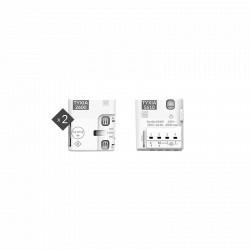 Pack TYXIA 501 va-et-vient éclairage (1 récepteur + 2 émetteurs pile)