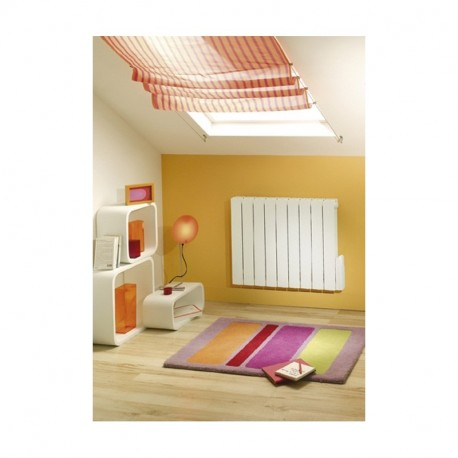 atoll tax b lcd 1250 w blanc acova. Black Bedroom Furniture Sets. Home Design Ideas