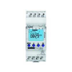 Interrupteur Horaire digital 2c Bluetooth Top3 - 16A 230V / Theben