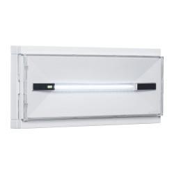 Bloc Autonome d'Eclairage de Sécurité (BAES) à LED - Blanc / Linergy