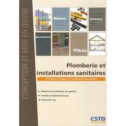 Plomberie et installations sanitaires - Broché / CSTB Éditions