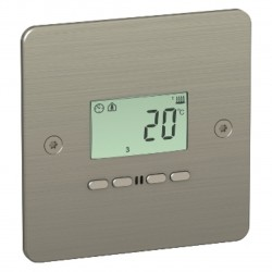 KNX Thermostat Sequence 5 - Bronze / Schneider