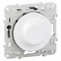 Odace - variateur universel - Blanc - LED 4 00W