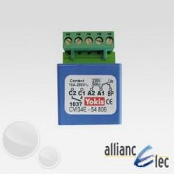 Convertisseur d'impulsions pour contact permanant CVI34 Convertisseur d'impulsions pour contact permanent CVI34