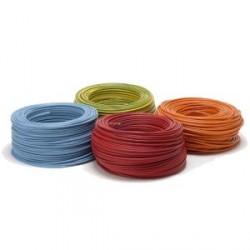Fil H07VR 10 mm2 ROUGE Rigide cable