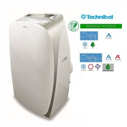 Climatiseur mobile Technibel Softy 2.6kW - Froid / Déhumidificateur