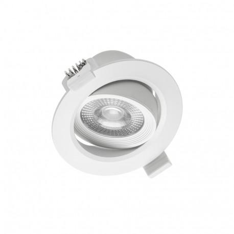 ld vlrok0538 cb spot led plafond volare 5w 400 lumens gtv. Black Bedroom Furniture Sets. Home Design Ideas