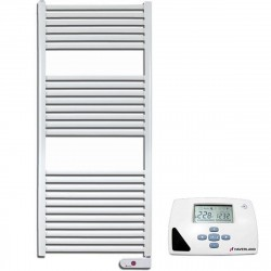 Sèche serviette à inertie TE700 - 700W - digital / Haverland