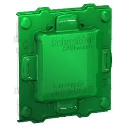 Unica - support de fixation 2 mod + protection de chantier - plastique