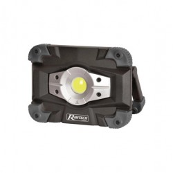 PROJECTEUR LED 10W PORTABLE A BATTERIE ANTICHOC
