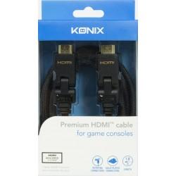 Câble HDMI premium 180cm / KONIX