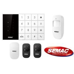 Kit Alarme sans fil ALM 630 / Semac