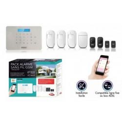 Kit Alarme sans fil ALM 640 / Semac