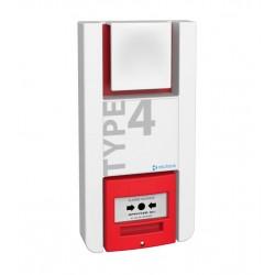 Alarme incendie autonome sans fil / Neutronic