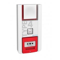 Alarme incendie autonome sans fil avec Flash / Neutronic