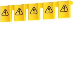 Profil de protection des barres en rés