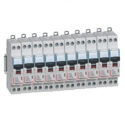 Lot de 10 disjoncteurs 20A à vis / Legrand