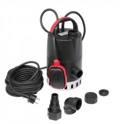 Pompe submersible portative pour eaux claires